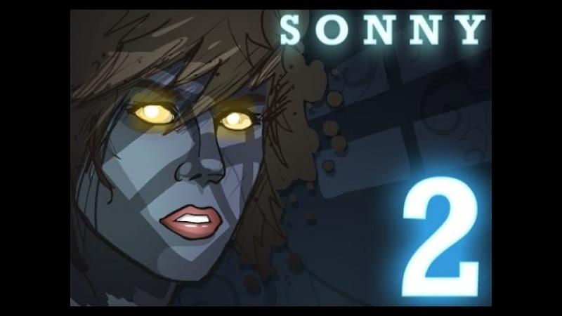Sonny 2 / часть 6 Бунт в Дистопии. И наш отряд как всегда в самой гуще событий