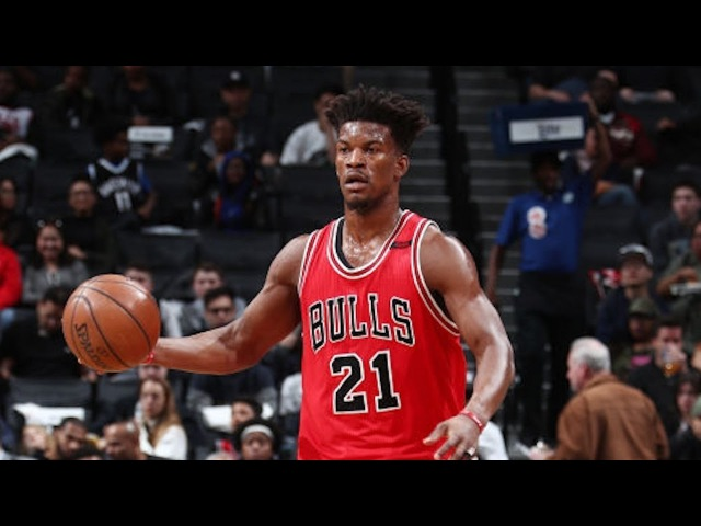 Chicago Bulls vs Brooklyn Nets Full Game Highlights April 8 2017 2016 17 NBA Season