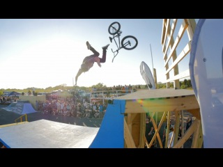 The Best Event In BMX -- Texas Toast 2014