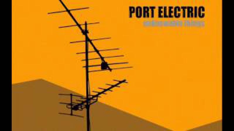 Port electric - Pollution (trip hop)