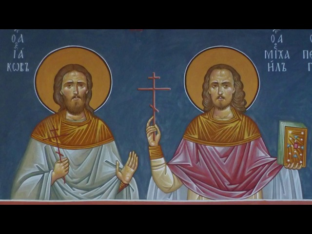 О жизни священномученика Михаила Гусева Кулебакского В честь него построен храм на ул Адмирала Макарова