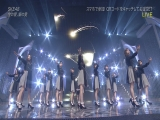 SKE48, NMB48, HKT48  Kin no Ai, Gin no Ai + Boku Igai no Dareka + Saikou Kayo (NTV Best Artist 2016  29.11.2016)