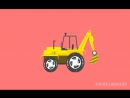 2dAnimation Traktor