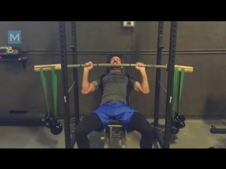 Matt brown strength and conditioning training   muscle madness