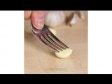 Кухонные трюки с помощью вилки. Хозяйке на заметку! Пригодится!