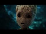 Стражи Галактики 2 / Guardians of the Galaxy Vol. 2 часть 2 - Второй трейлер (2017)