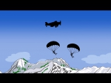 The Tales Of The Iron Maiden - WHERE EAGLES DARE - мультфильм HD