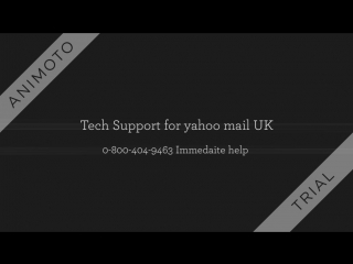 Yahoo Tech Support Phone Number UK 0-800-404-9463 Get Instant Help