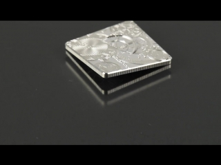 Time Capsule Coin | Искривленная монета «Капсула времени»
