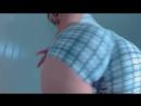 XXX Секс видео! студентка показывает попу в шортах секс на пляже 18+ видео секси ноги