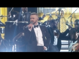 Justin Timberlake's Oscar Performance of 'Can't Stop the Feeling'