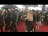 Град на красной дорожке MTV Movie & TV Awards