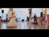 Свадебный танец Влада и Оксаны Казаковых  хореограф Рустам Шакиров