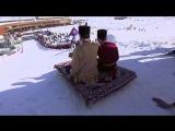 Redbull Shakh Carpet - это веселый конкурс в туристическом центре Шахдаг.