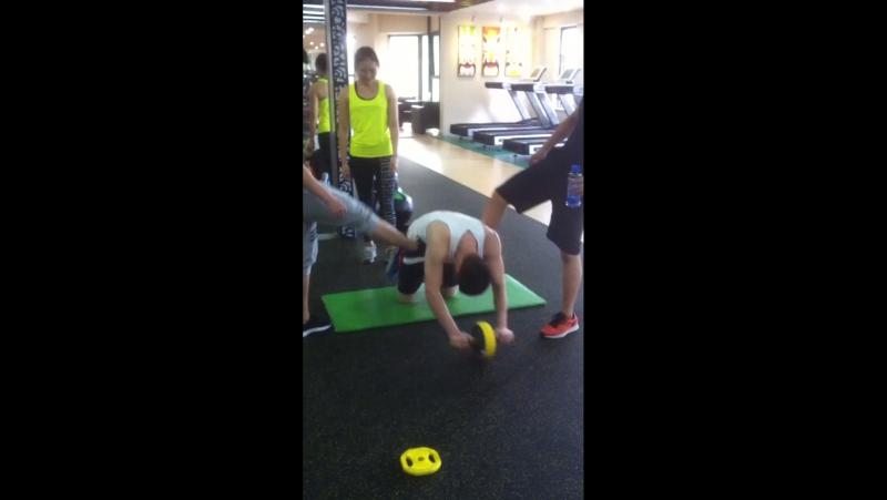 China Gym CrazyPeople
