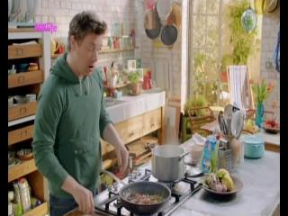 Обеды за 15 минут с Джейми Оливером - 1 сезон 40 серия