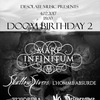 Doom Birthday 2 - 4/02/2017 - Be Young Bar