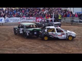 Битва машин в стиле «Безумного Макса» в Минске