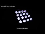 2017 BTS OFFICIAL LIGHT STICK VER.2 A.R.M.Y BOMB
