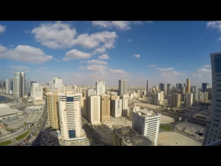 Sharjah TimeLapse