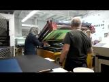 Андрей Бисти, печатаем шелкографию