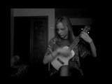 Цвте терен ( ukulele cover)