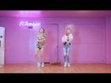 BTS(방탄소년단)21st Century Girls(21세기소녀안무)WAVEYA