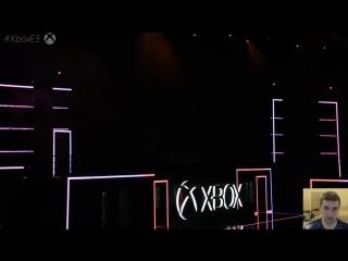 Microsoft Xbox Scorpio, вернее уже Xbox One X Перевод трансляции - YouTube