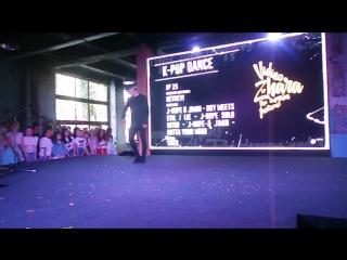 J-Hope & jimin - Boy meets evil / Lie ~ J-Hope solo intro ~ J-Hope & jimin - outta your mind cover by HeyKey!