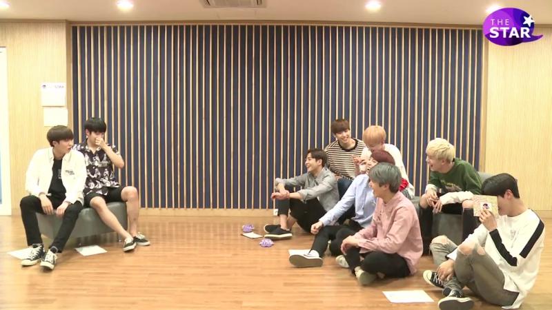 SF9MAKER 되고파 너의 오빠 찬희 상남자 매력 폭발 feat 방탄소년단