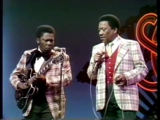 BB King with Bobby Bland