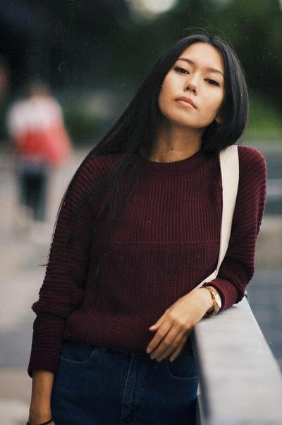 Aliya Akhmedeeva
