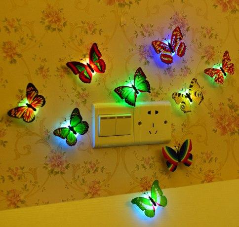 Отдадим ночник бабочку ЗА_РЕПОСТ