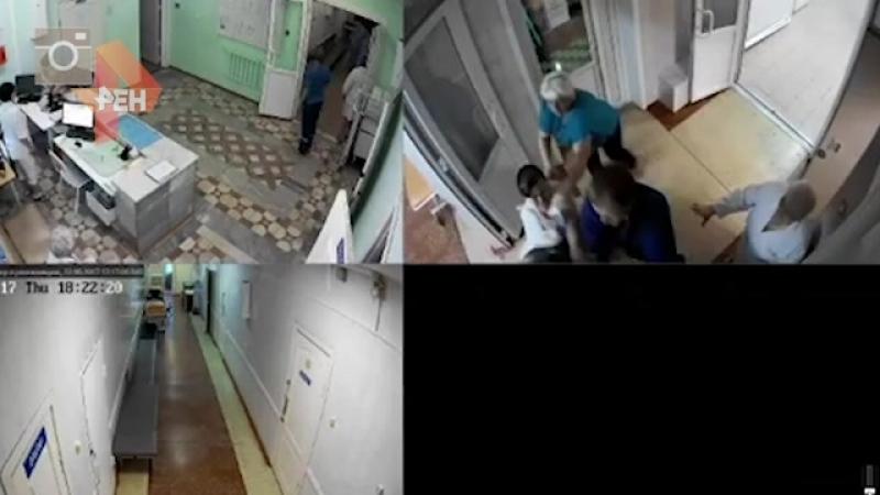 Нападение на хирурга в Хабаровске