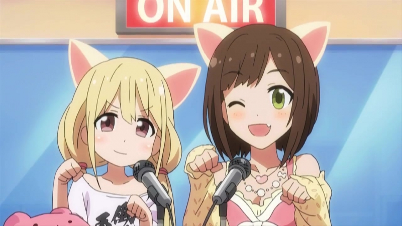 [SEKAI PROJECT] Idolmaster Cinderella Girls Gekijou | Идолмастер девушки золушки 1 серия (2017) русская озвучка Chinamisa