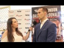 Rory MacDonald aims to 'beat the sh*t out of' Paul Daley at Bellator 179