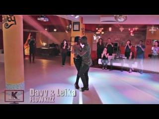 Davy and Leika UrbanKiz Dance - The Kizomba Channel