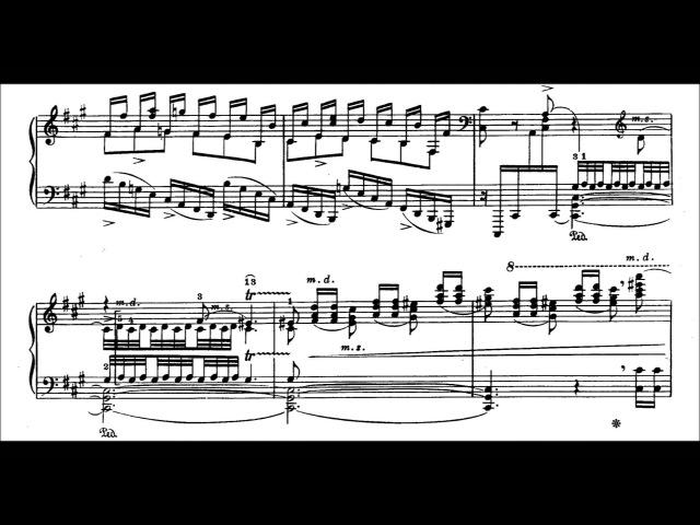 Николай Метнер — Sonata-Ballade in Fis-dur, Op. 27