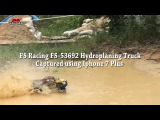 FS Racing FS-53692 110 2.4G 4WD Brushless Water Monster Truck Hydroplaning IPhone 7 Plus slowmo