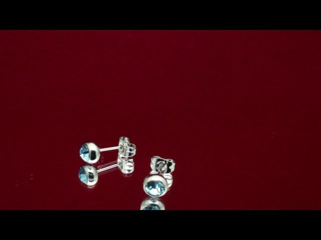 Сережки гвоздики