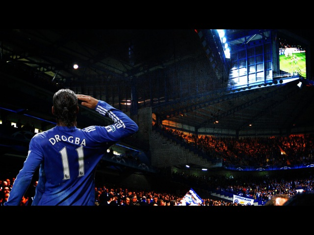 Didier Drogba || King Of Chelsea || HD