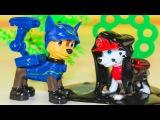 Щенячий патруль Все серии подряд Герои в масках Мультик для детей Paw Patrol игрушки ...