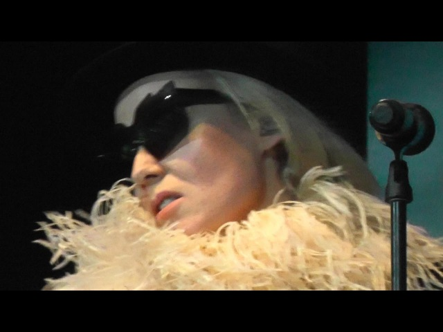 Roisin Murphy - Crazy Full Concert (Live at Moscow) (Yotaspace) 18.03.2017
