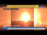 При взрыве и пожаре на АЗС в Дагестане пострадал человек