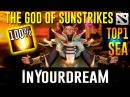 InYourdreaM Invoker TOP 1 SEA 9000 Dota 2