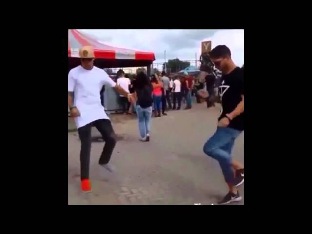 Konijnendans Rave Techno Dance - Dutch Shuffle Vine compilation