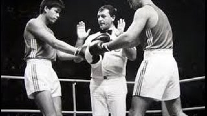 Бокс - 1984 год. Асылбек Килимов (СССР, Казахстан)