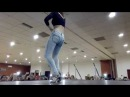 SARA PANERO WORKSHOP ESTILO CHICA EN FEELENG KIZOMBA FESTIVAL 2016