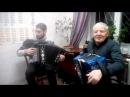 А Симонов и А Мазуров разминка шедевр в гримерке
