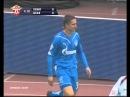 26.09.2009. Премьер-лига, 23-й тур. Зенит (Санкт-Петербург) 2:0(1:0) ЦСКА (Москва).